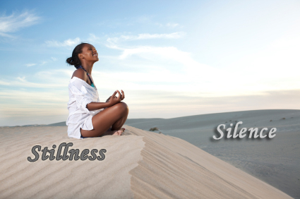 black-woman-desert-stillness-silence