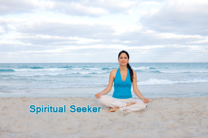 woman-yoga-beach-spiritual-seeker